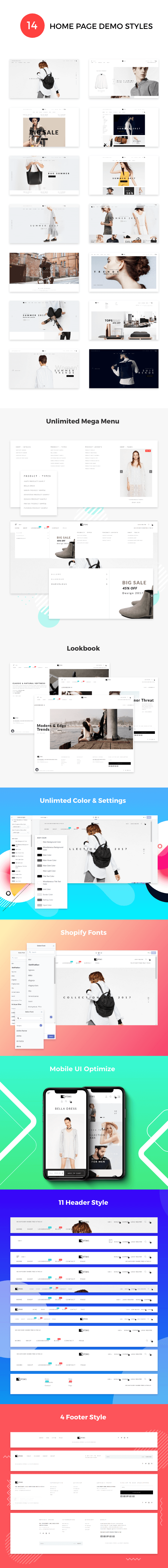 Artemis shopify theme