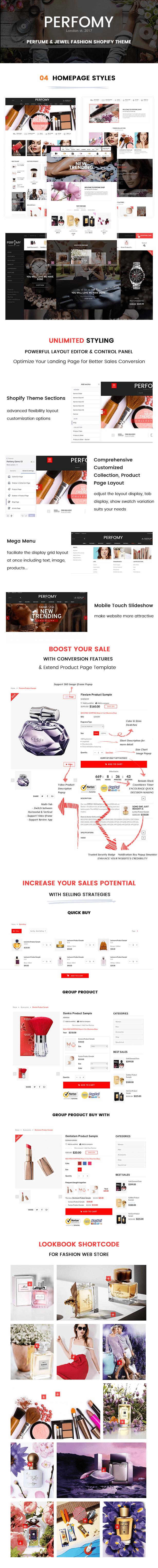 fashion responsive shopify theme